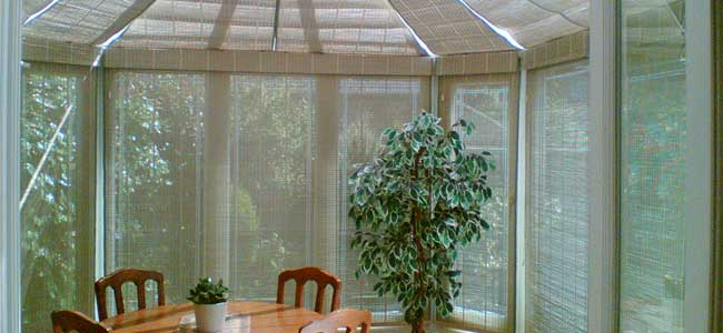 ACS full conservatory blinds