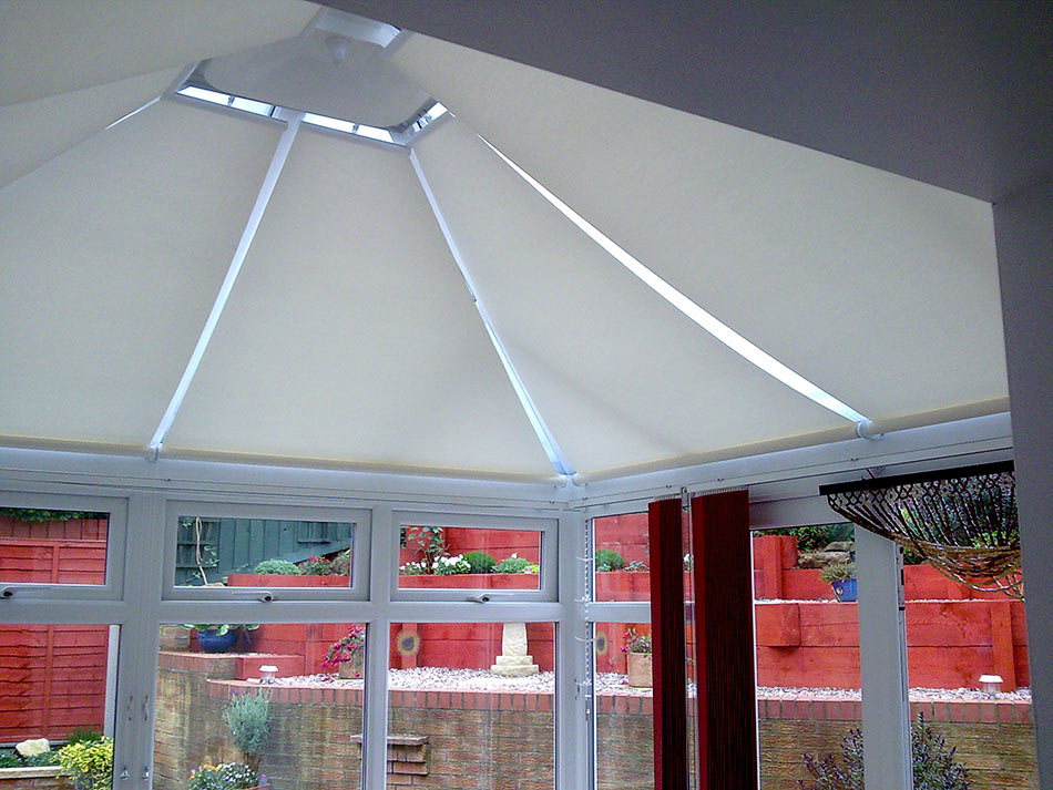 Discover Stylish Conservatory Blinds Acs Window Treatments